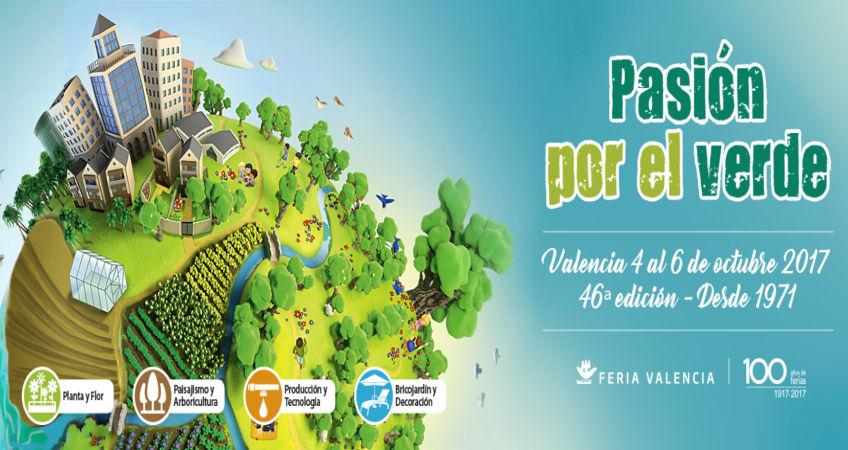Viveros El Rosal en Iberflora 2017